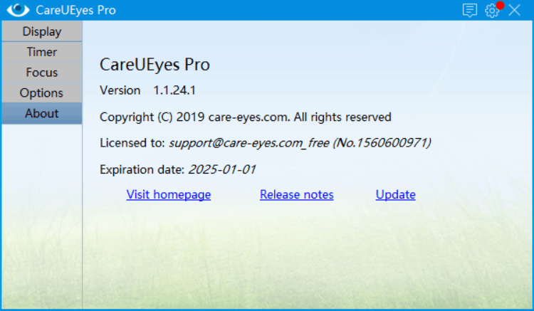 How to activate CareUEyes Pro - CareUEyes - Best eye